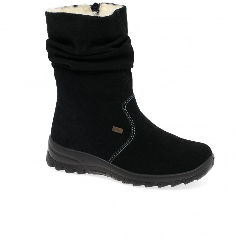 Rieker Shelby Womens Warm Lined Boots