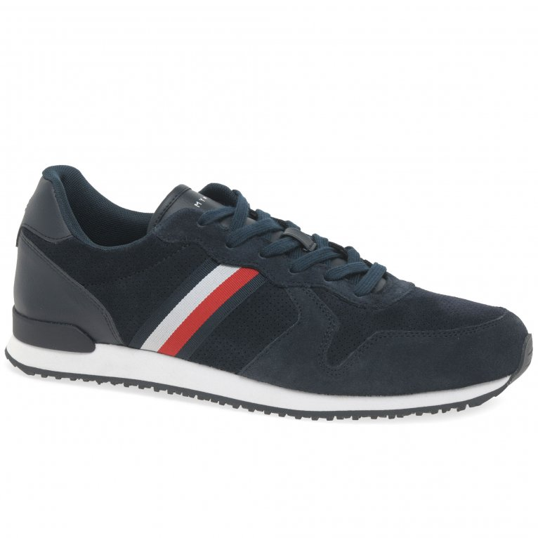 Tommy Hilfiger Iconic Runner Mens Trainers