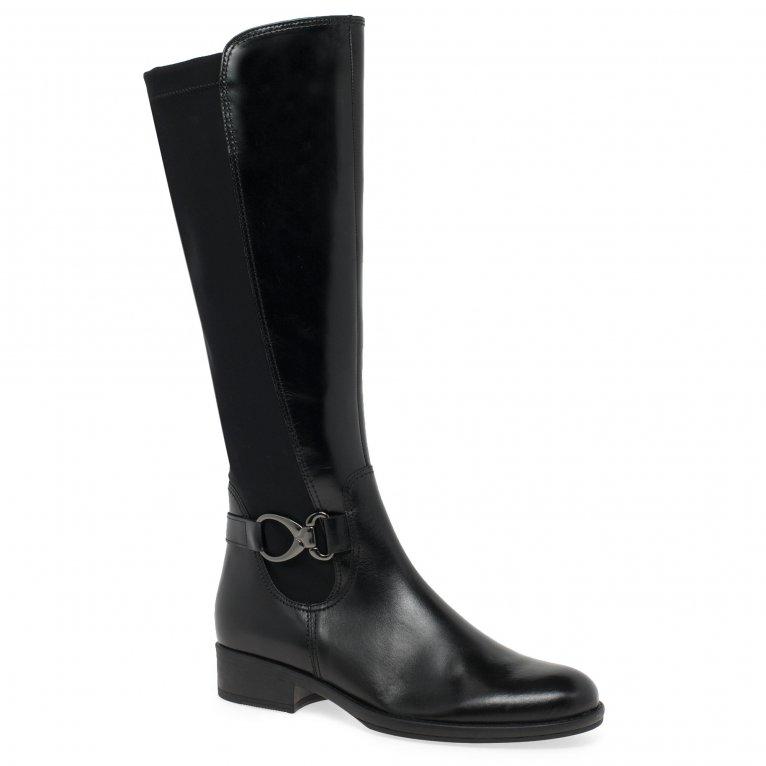 Gabor Abia Womens Knee High Boots