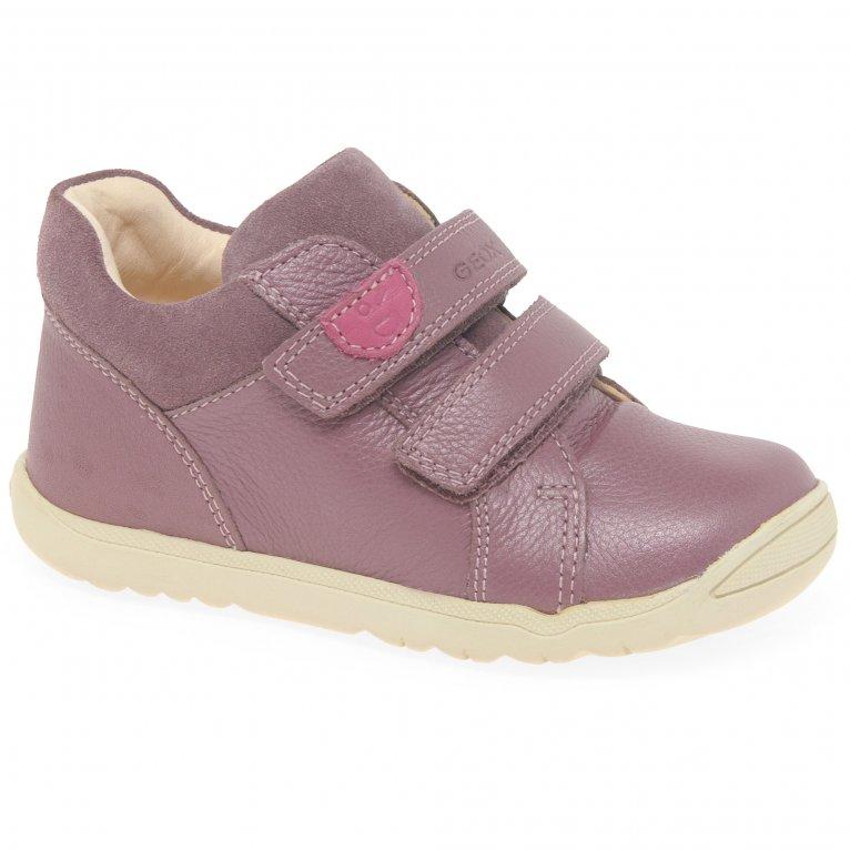 Geox Baby Macchia Girls Infant Boots