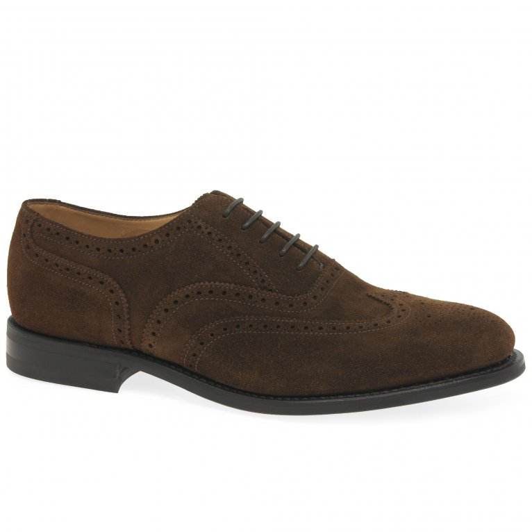 Loake 302 SRG Mens Suede Brogues