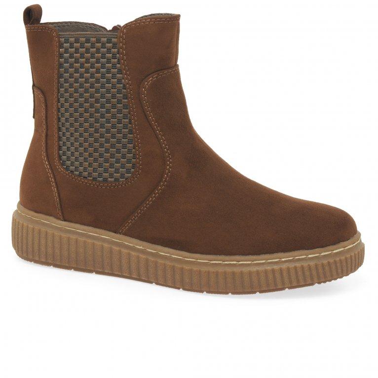 Soft Line (Jana) Siskin Womens Chelsea Boots