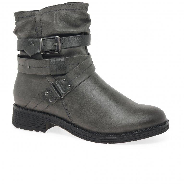 Soft Line (Jana) Heron Womens Biker Boots