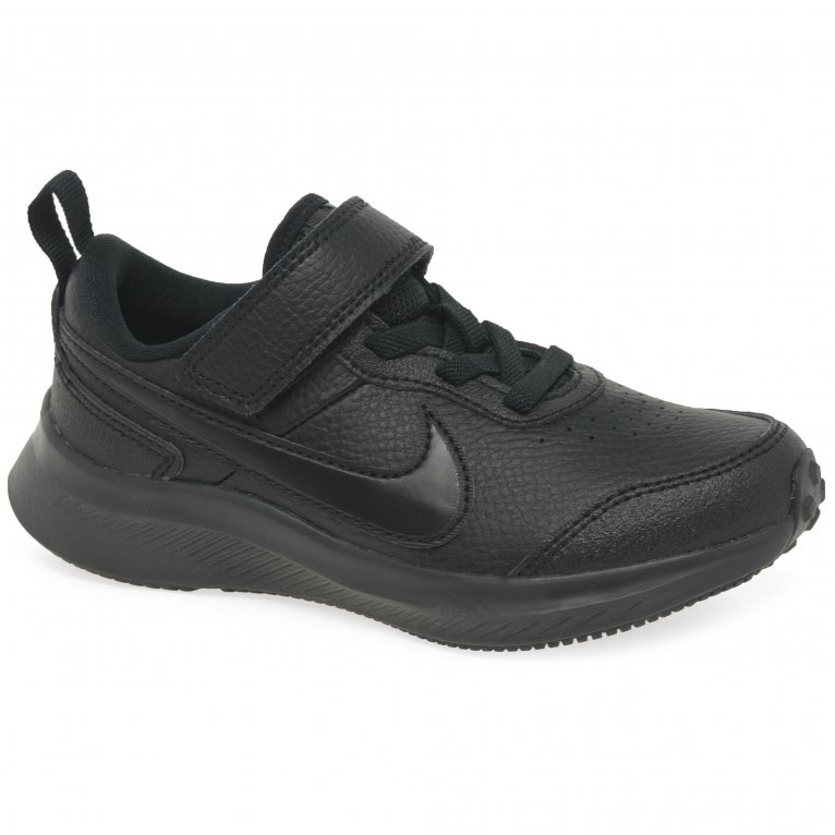 Nike Varisty Leather Kids Youth School Shoes