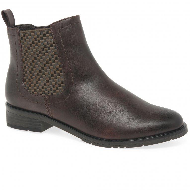 Soft Line (Jana) Jay Womens Chelsea Boots