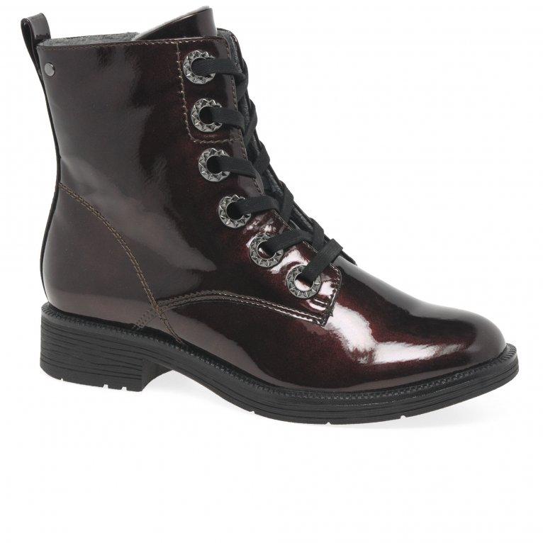 Soft Line (Jana) Burmese Womens Ankle Boots