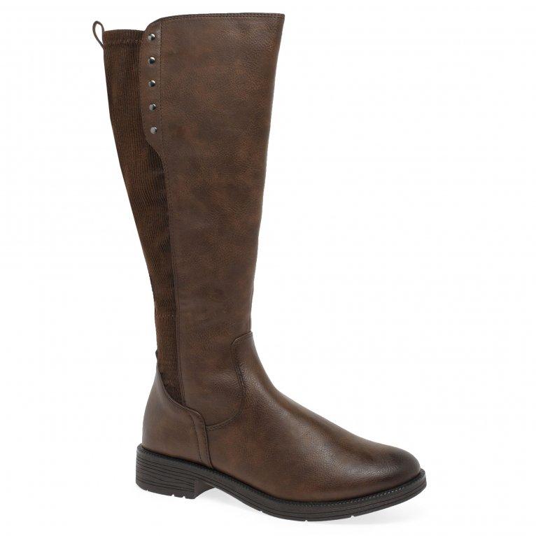 Soft Line (Jana) Finch Womens Knee High Boots