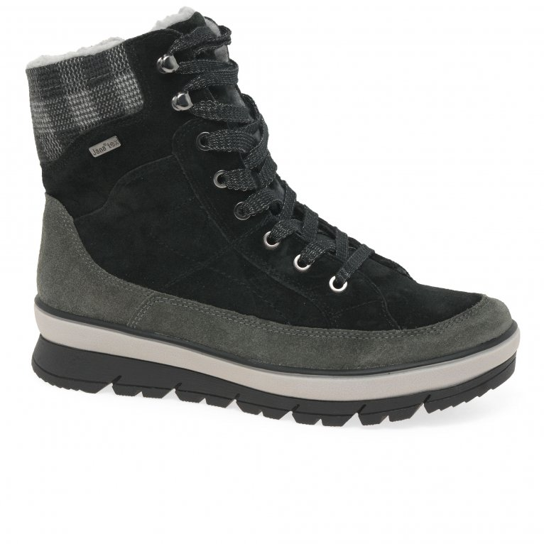 Soft Line (Jana) Chill Womens Warm Lined Ankle Boots