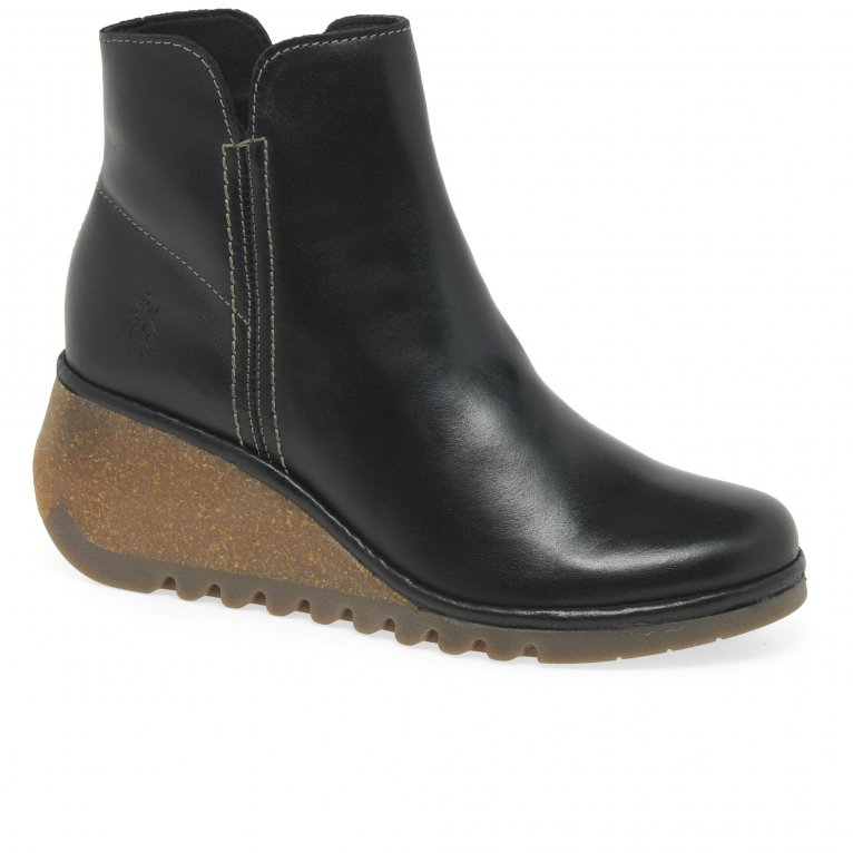 Fly London Nilo Womens Ankle Boots