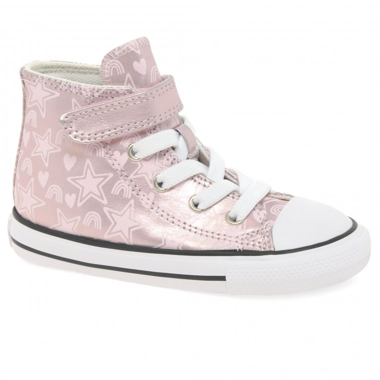Converse All Star Hi Girls Infant Canvas Boots