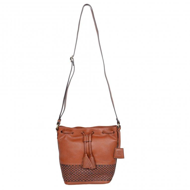 Lakeland Leather Waverton Duffle Womens Shoulder Bag