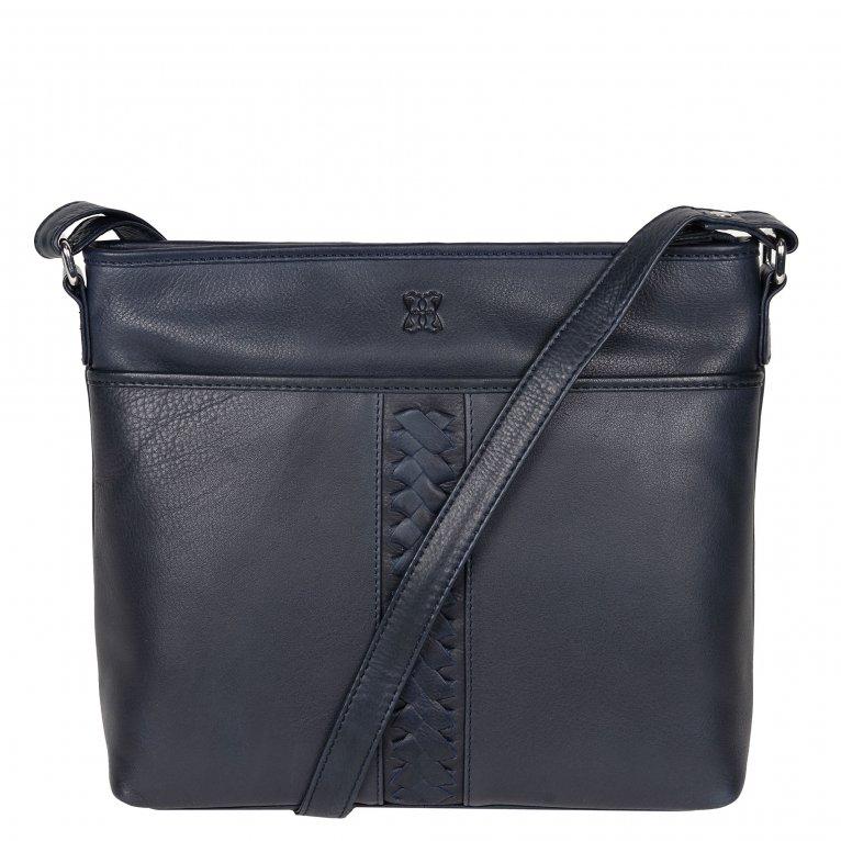 Lakeland Leather Farlam Womens Messenger Bag