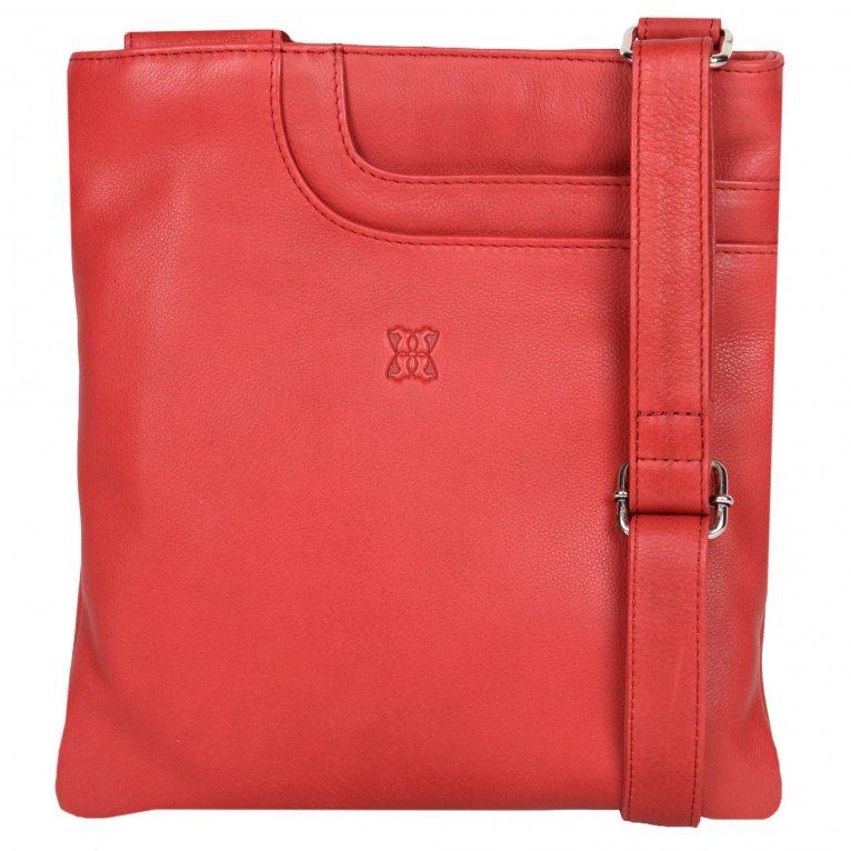Lakeland Leather Allerdale Womens Messenger Bag