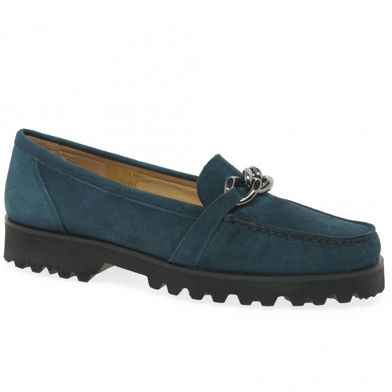 Pascucci Links Womens Moccasins