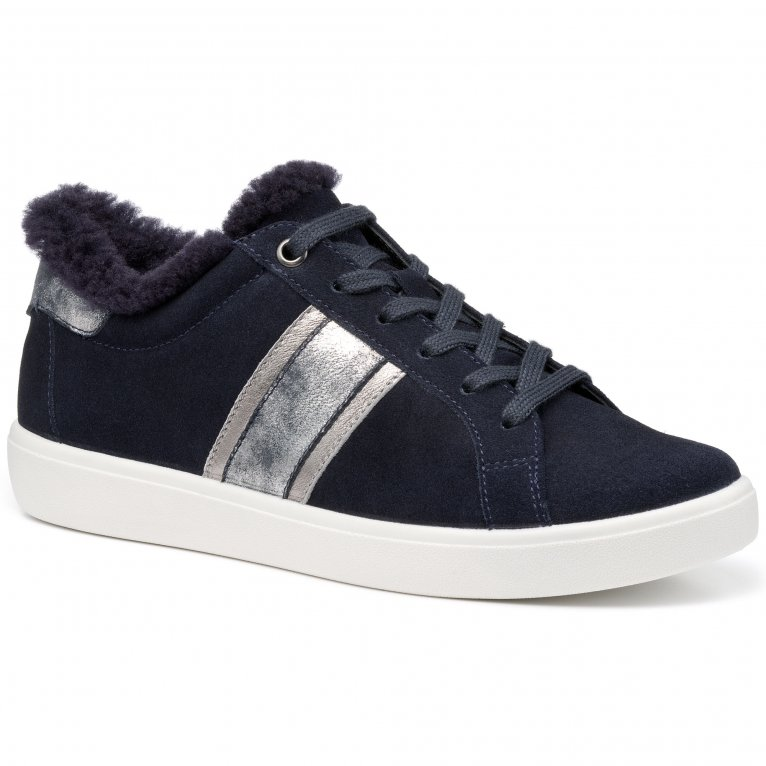 Hotter Dash Womens Wide Fit Casual Trainers