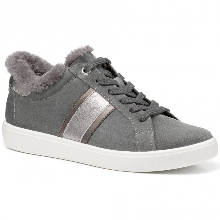 Hotter Dash Womens Extra Wide Casual Trainers
