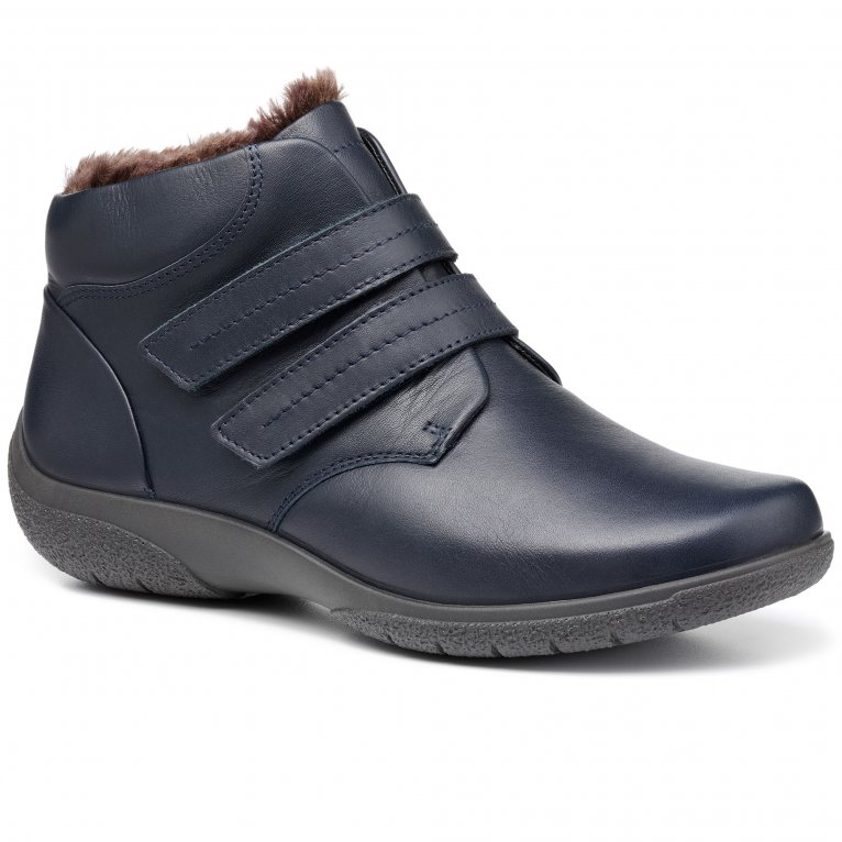 Hotter Daydream II Womens Wide Fit Ankle Boots