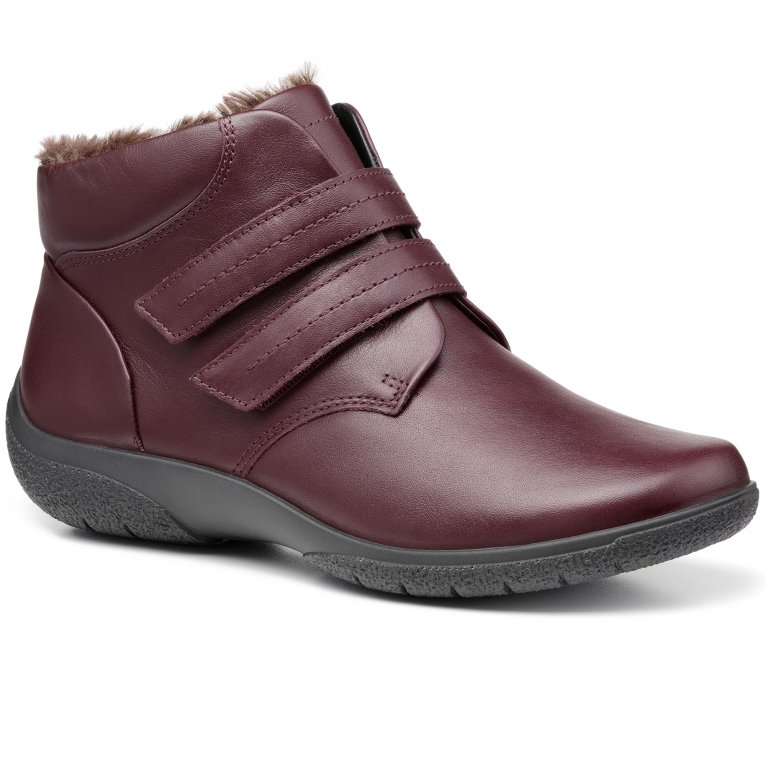 Hotter Daydream II Womens Extra Wide Fit Ankle Boots