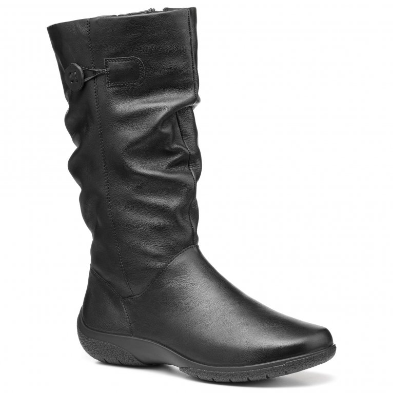 Hotter Derrymore II Womens Wide Knee High Boots