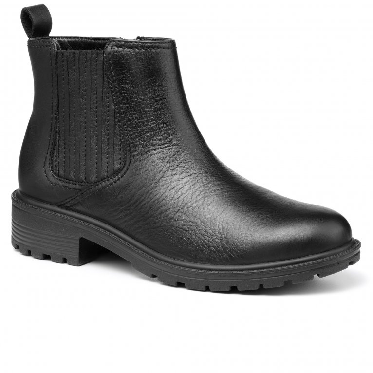 Hotter Kew Womens Ankle Boots