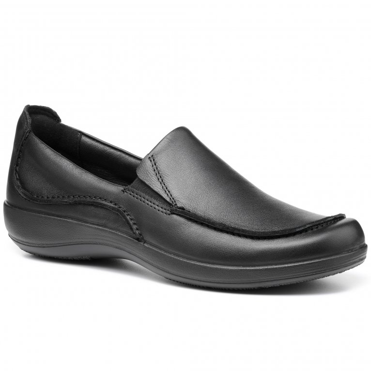 Hotter Seam Womens Extra Wide Casual Slip On Shoes