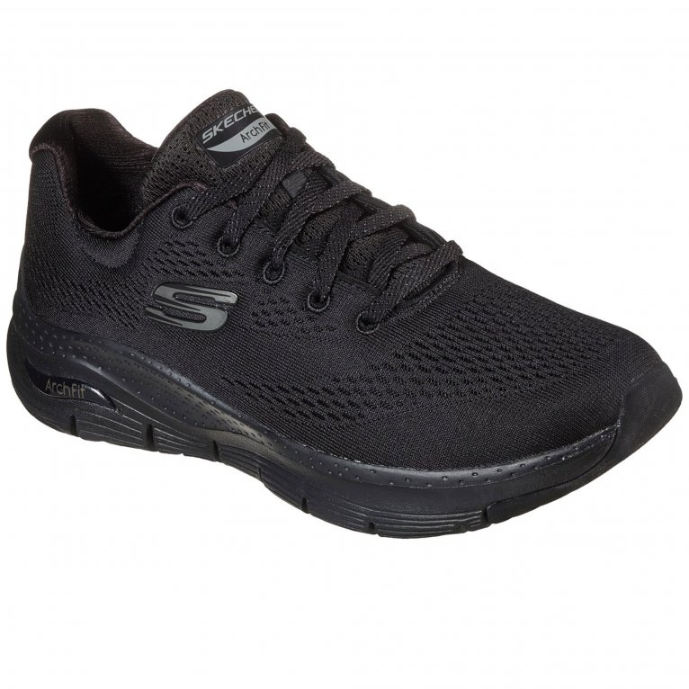 Skechers Arch Fit Sunny Outlook Womens Wide Fit Trainers