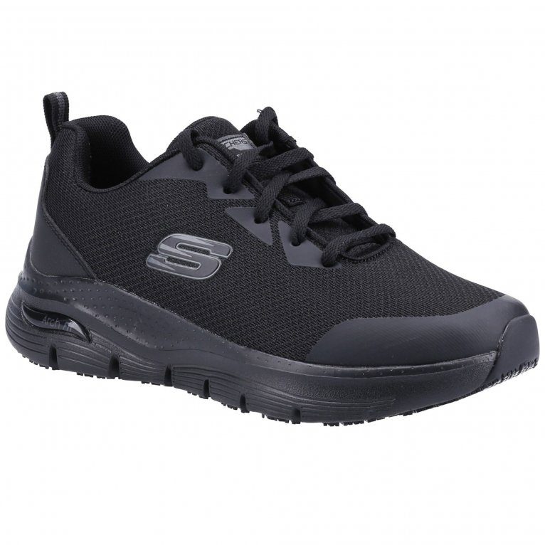 Skechers Work Arch Fit SR Womens Trainers