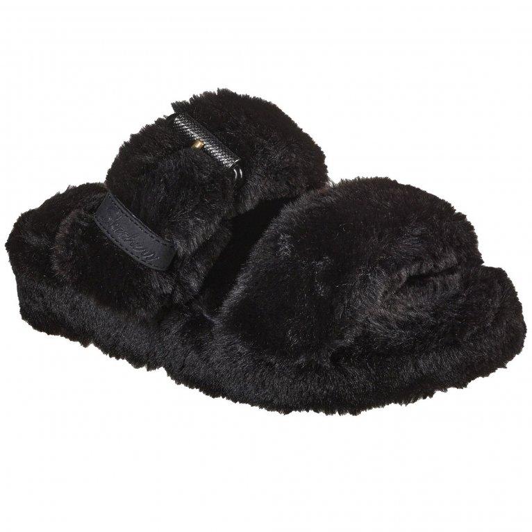 Skechers Cozy Wedge Womens Slipper Sandals
