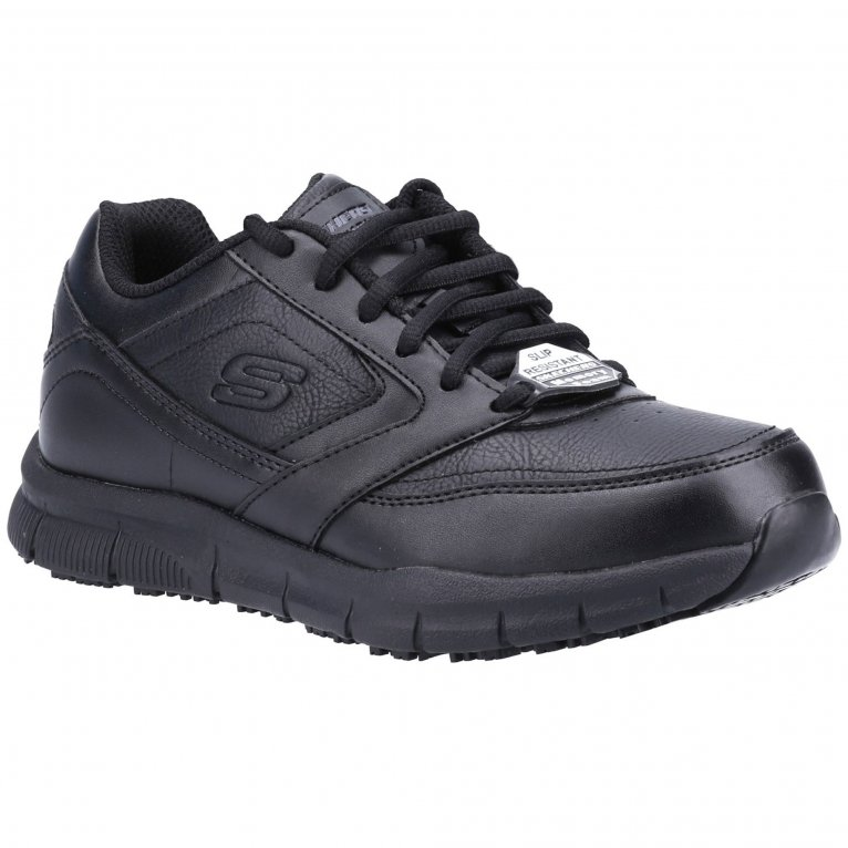 Skechers Work Relaxed Fit Nampa Wyola SR Womens Shoes