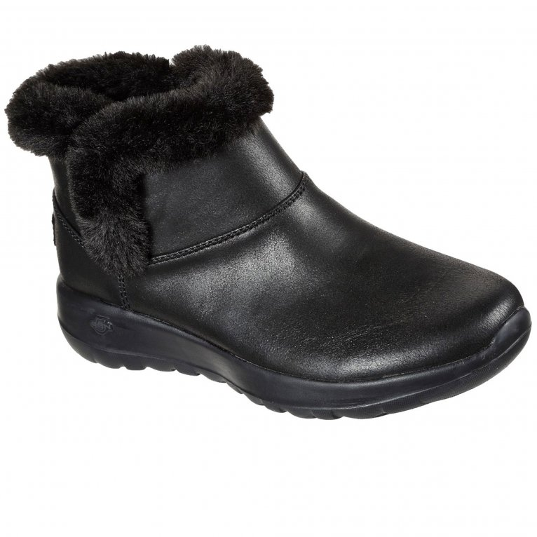 Skechers On The Go Joy Endeavour Womens Ankle Boots