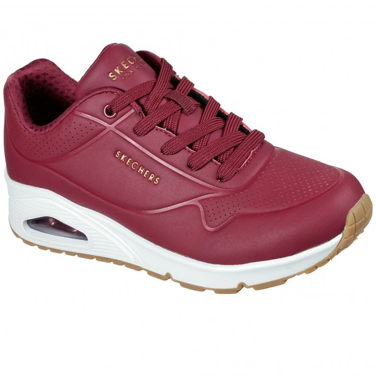 Skechers Uno Stand On Air Womens Trainers