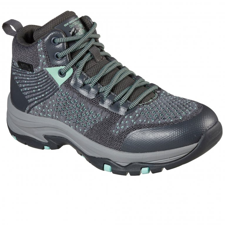 Skechers Relaxed Fit Trego Out Of Here Womens Walking Boots
