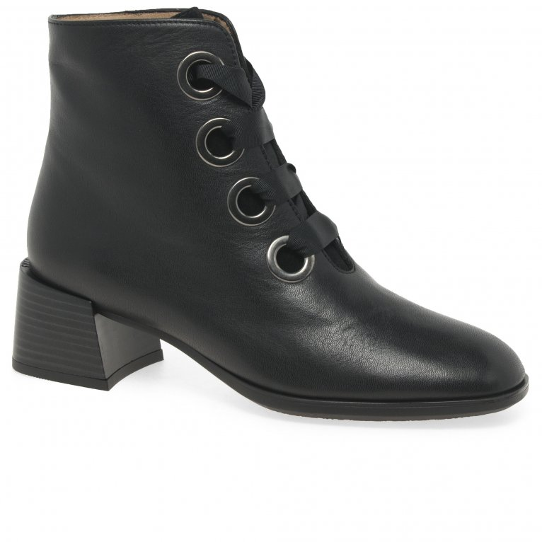 Hispanitas Alexa Lace Womens Ankle Boots