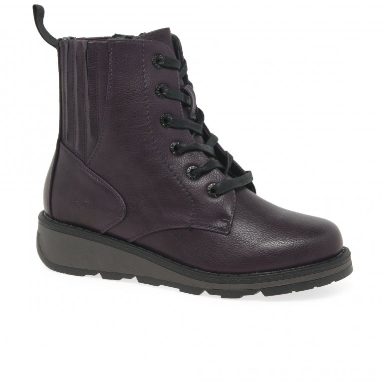 Heavenly Feet Journey Womens Ankle Boots