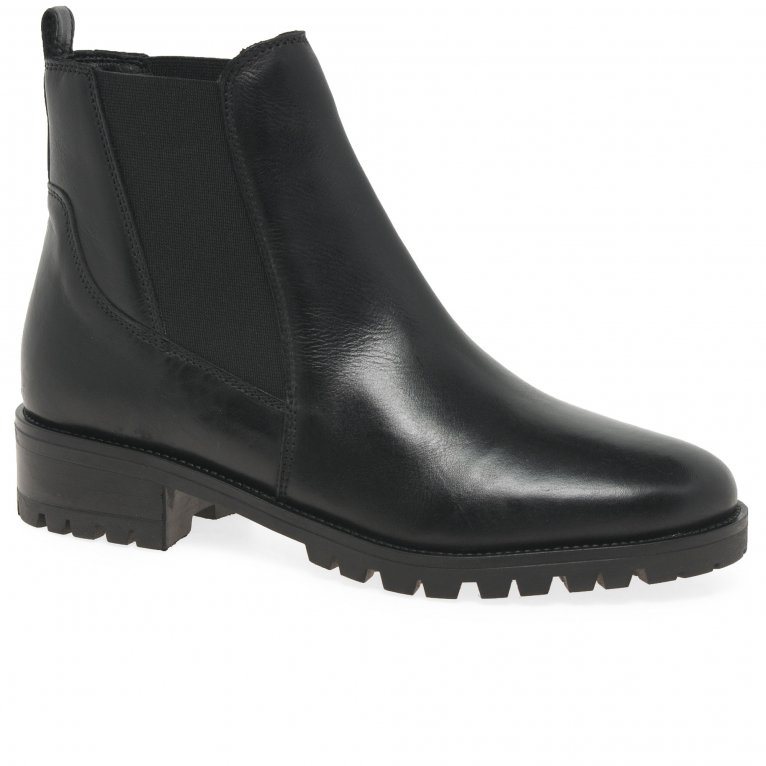 Cara Canter Womens Chelsea Boots
