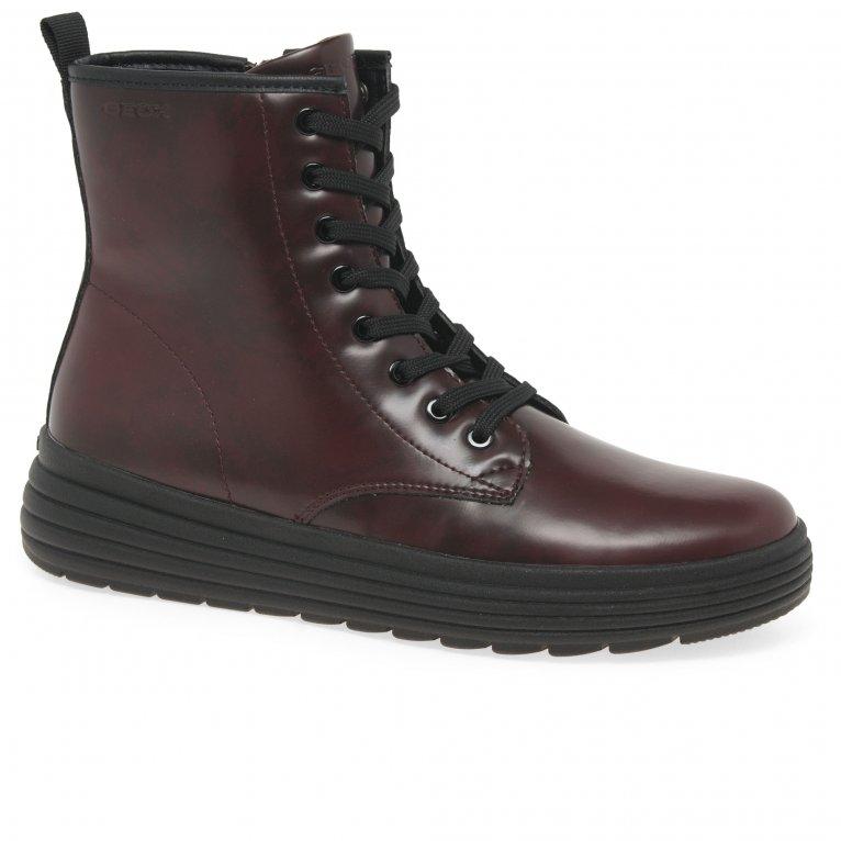 Geox Junior Phaolae Girls Boots