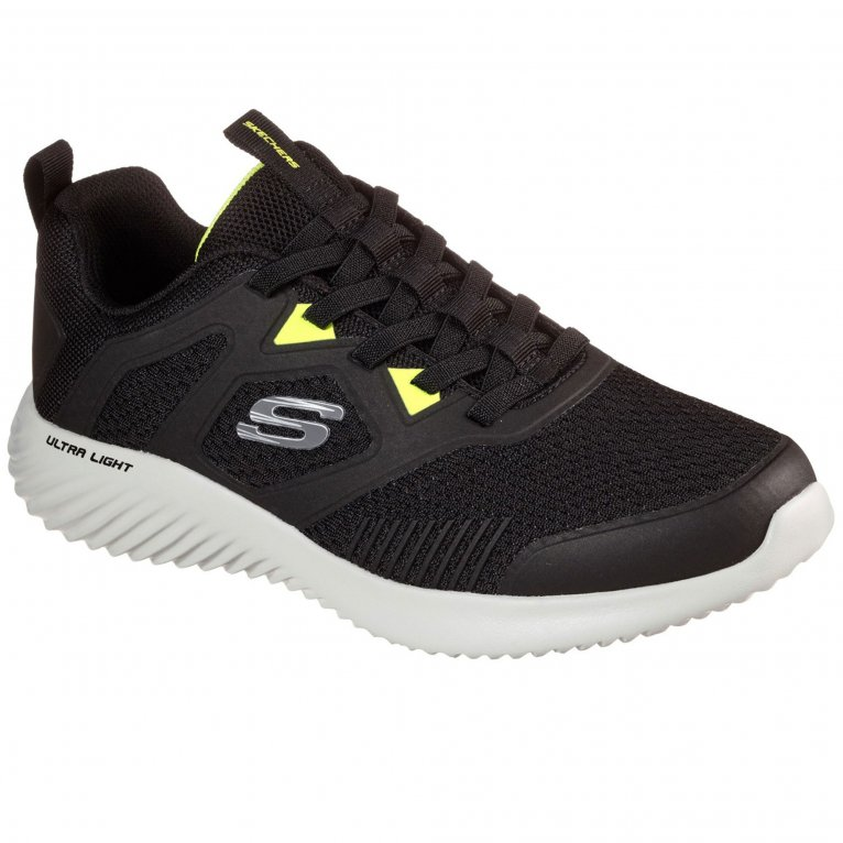 Skechers Bounder High Degree Mens Trainers