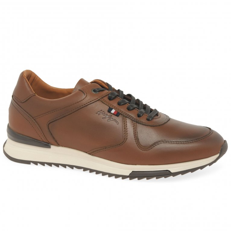Tommy Hilfiger Runner Craft Mens Trainers