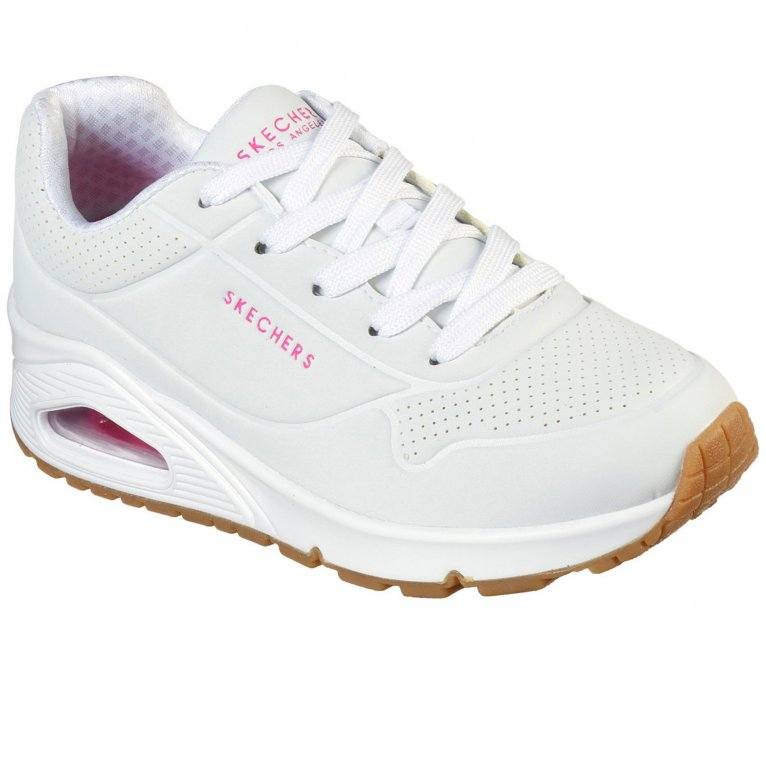 Skechers Street Uno Stand On Air Girls Trainers