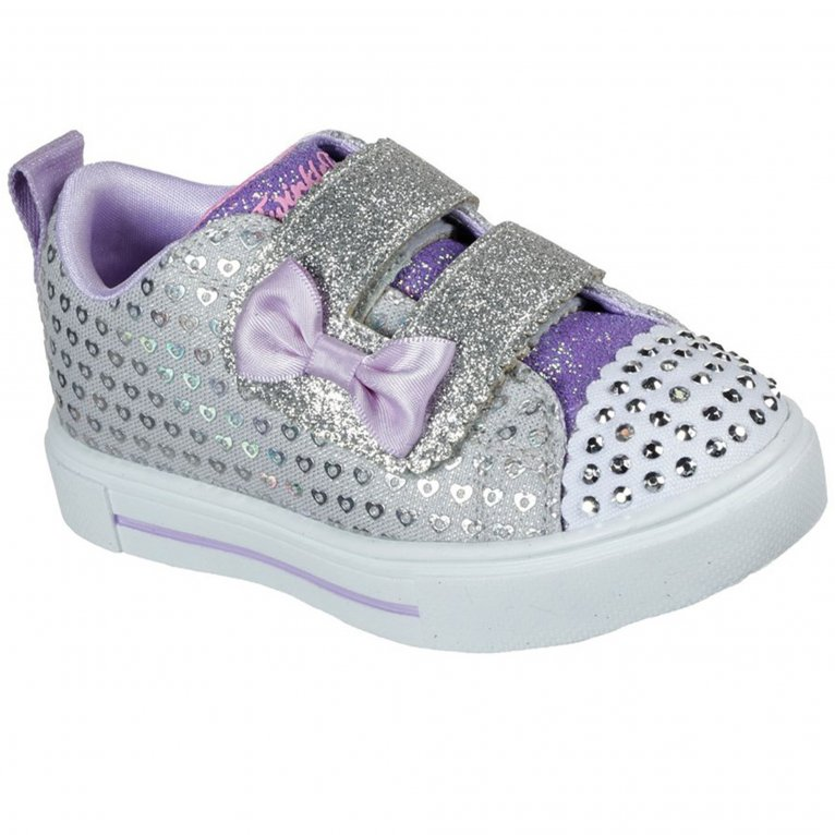 Skechers Twinkle Toes Twinkle Sparks Girls Trainers