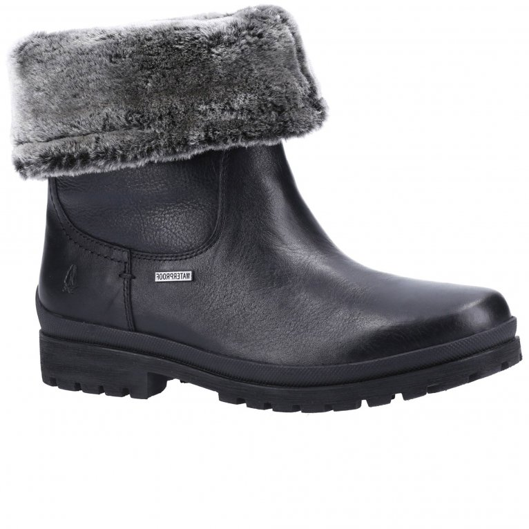 Hush Puppies Alice Womens Ankle Boots