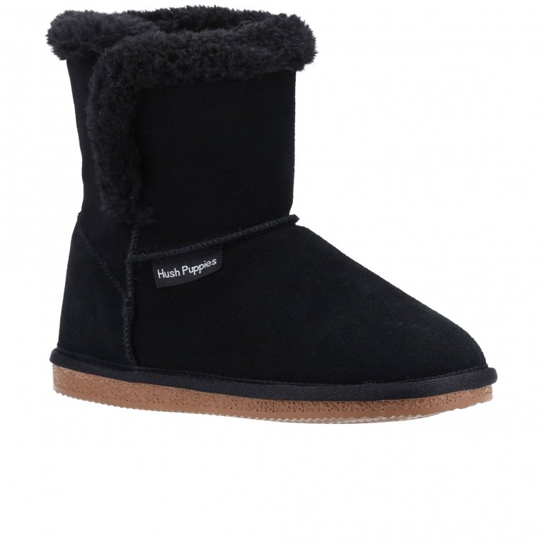 Hush Puppies Ashleigh Womens Slipper Boots