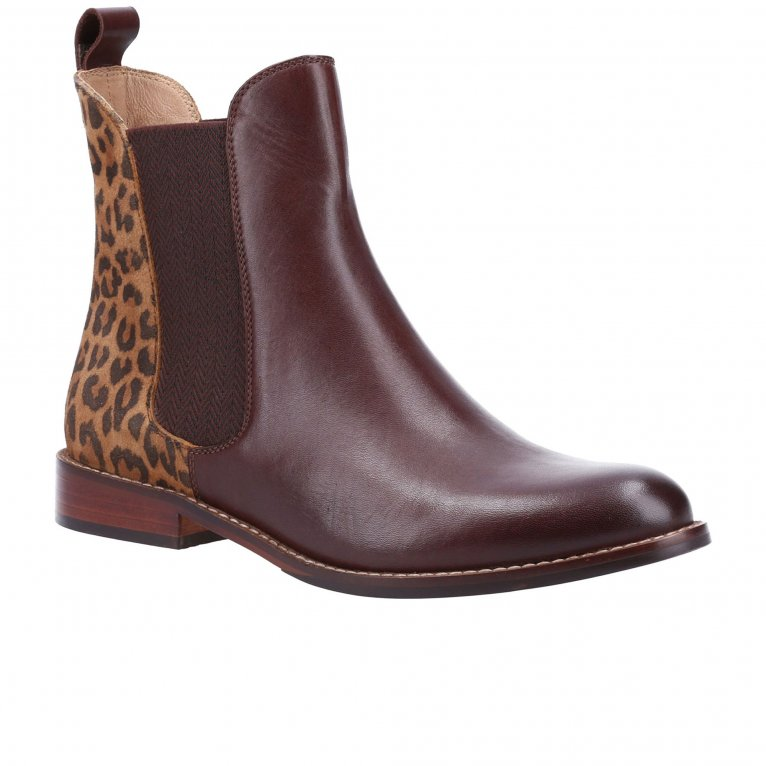Hush Puppies Chloe Womens Ankle Boots
