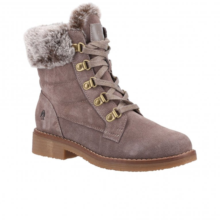 Hush Puppies Florence Womens Ankle Boots