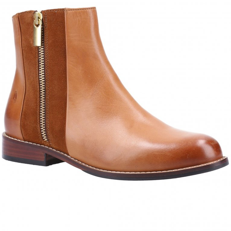 Hush Puppies Frances Womens Ankle Boots