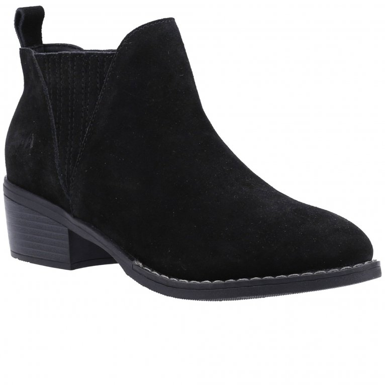 Hush Puppies Isobel Womens Ankle Boots