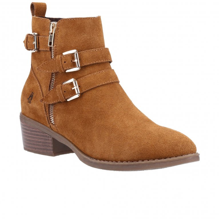 Hush Puppies Jenna Womens Ankle Boots