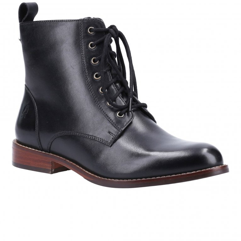 Hush Puppies Josie Womens Ankle Boots