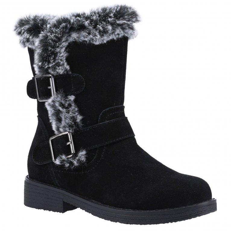 Hush Puppies Macie Womens Calf Boots