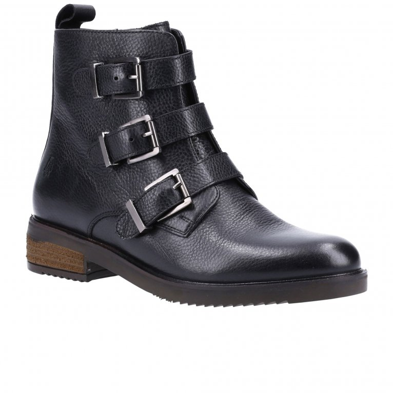 Hush Puppies Pria Womens Ankle Boots